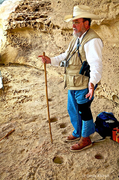 Noted Texas Archeologist, Elton Prewitt