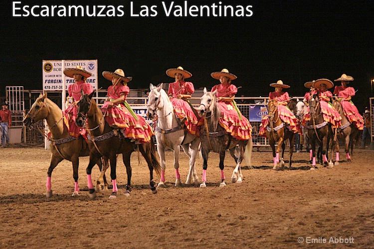 Escaramuza Las Valentinas