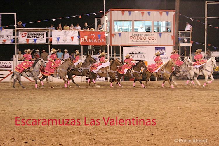 Escaramuza Las Valentianas
