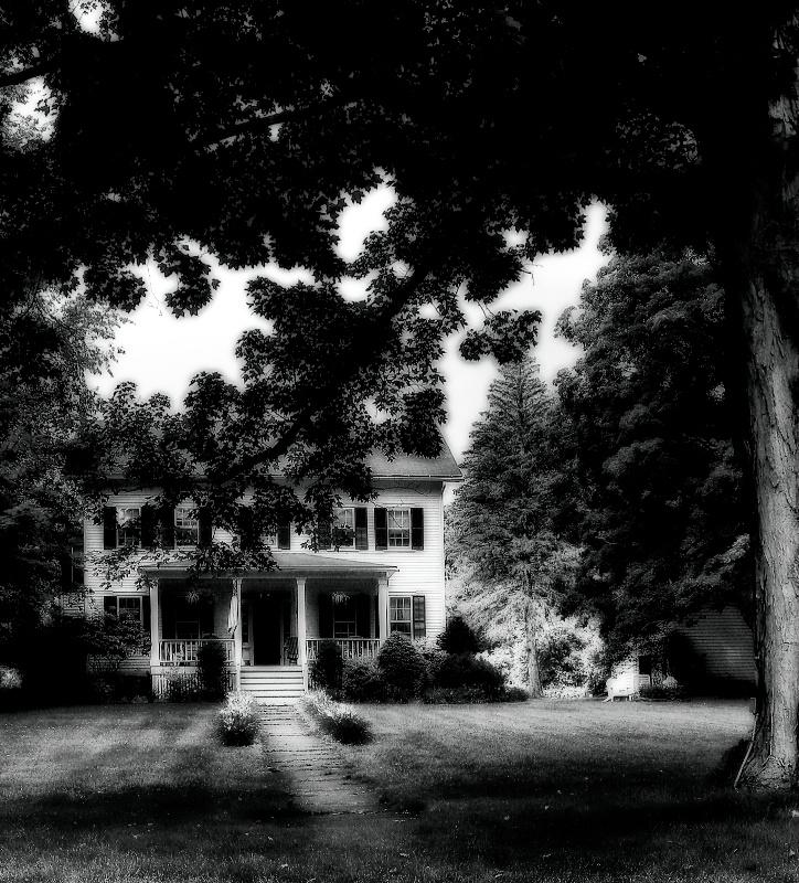 Roebling Inn on the Delaware (Orton Effect)