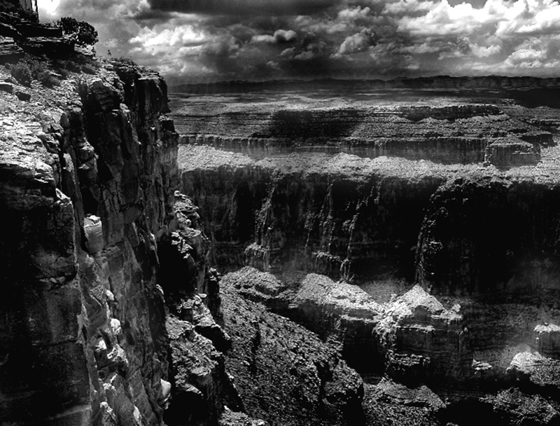 Approaching Storm, Grand Canyon