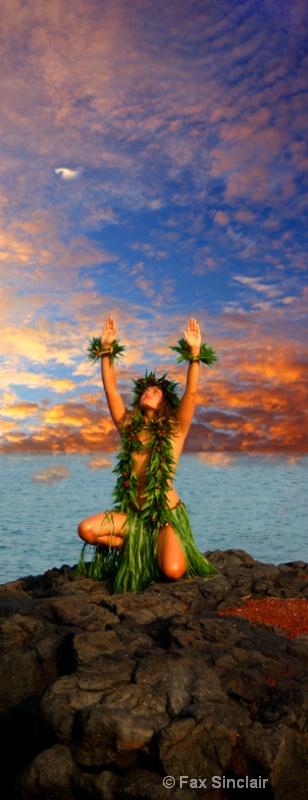 Island Blessing Fantasy
