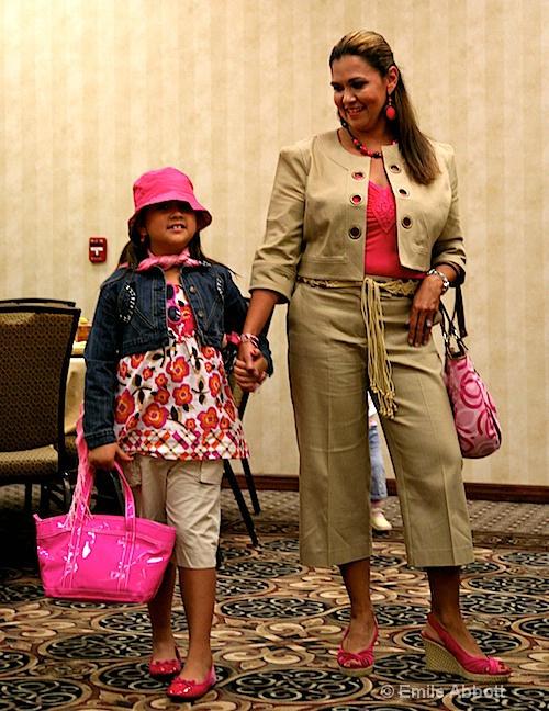 Rubi &  Megan Amanda Martinez