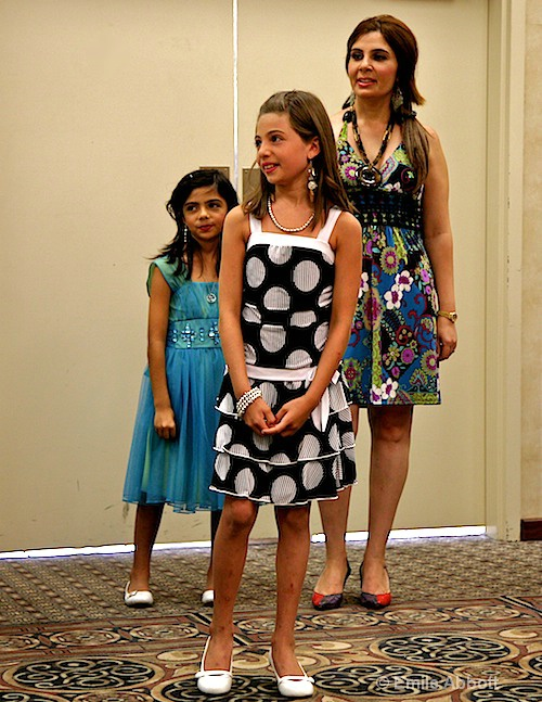 Shadia,  Natalie &  Victoria Khoury