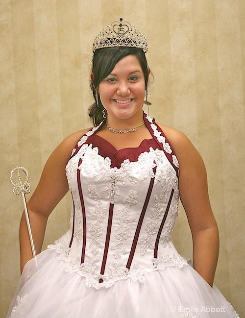Dezirae Cardenas  Preteen Miss Del Rio
