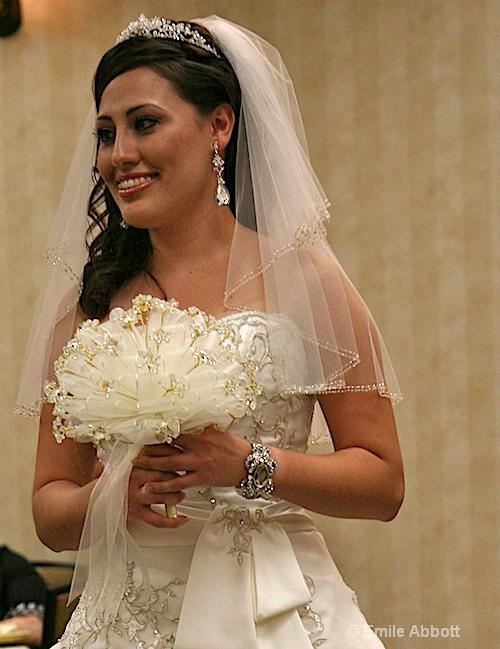 Stephany Cavazos  Bride
