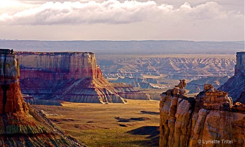 Coalmine Canyon HTM-189