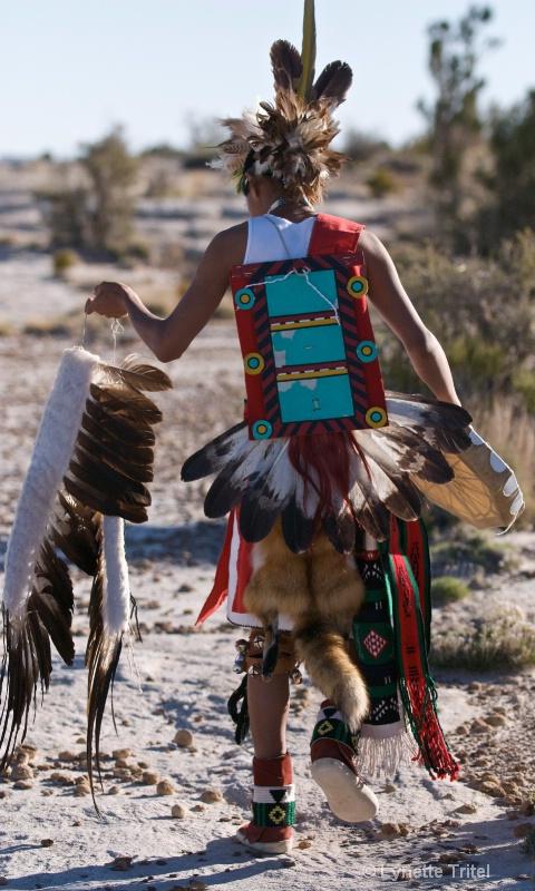 Hopi Adult Eagle Dance Outfit HTM-093