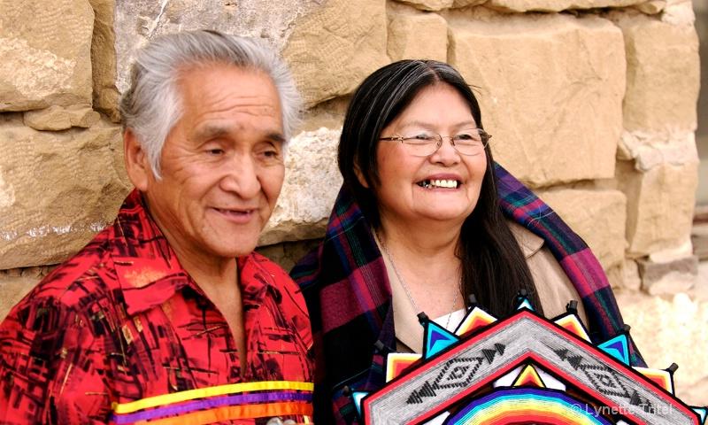 Hopi Couple HTM-003