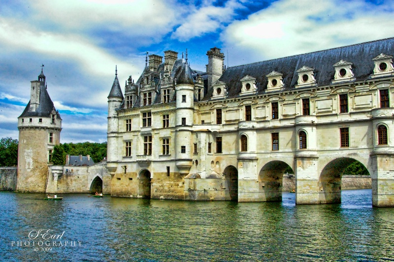 Chenonceau Summer