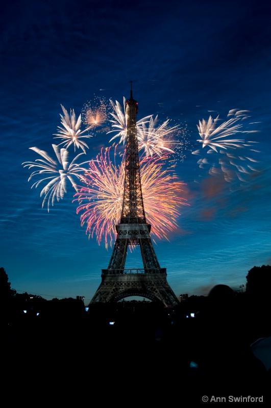 Bastille Fireworks I