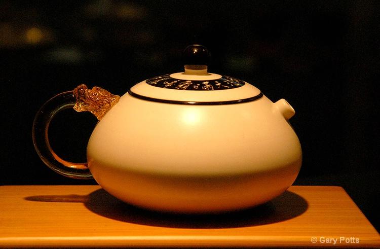 Teapot Still Life