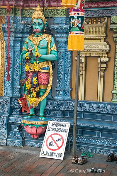 Temple Restrictions