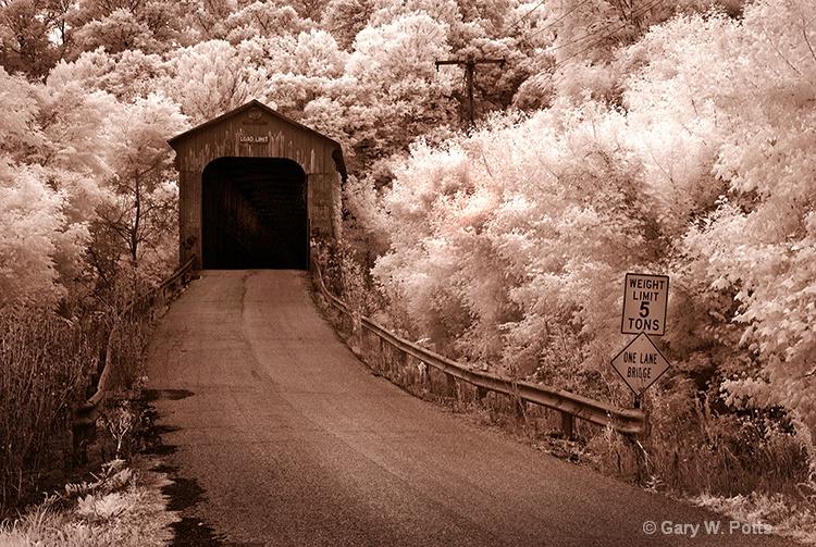 Covered Bridge at Williams