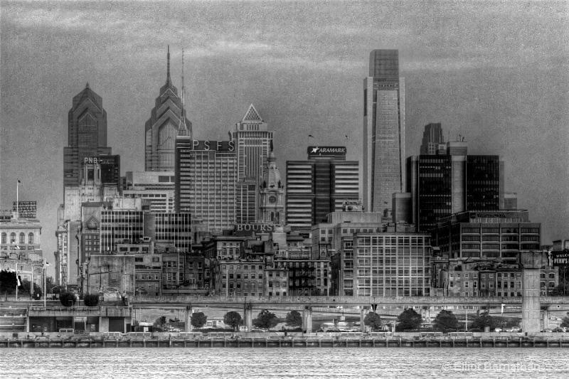 Philadelphia Skyline 23