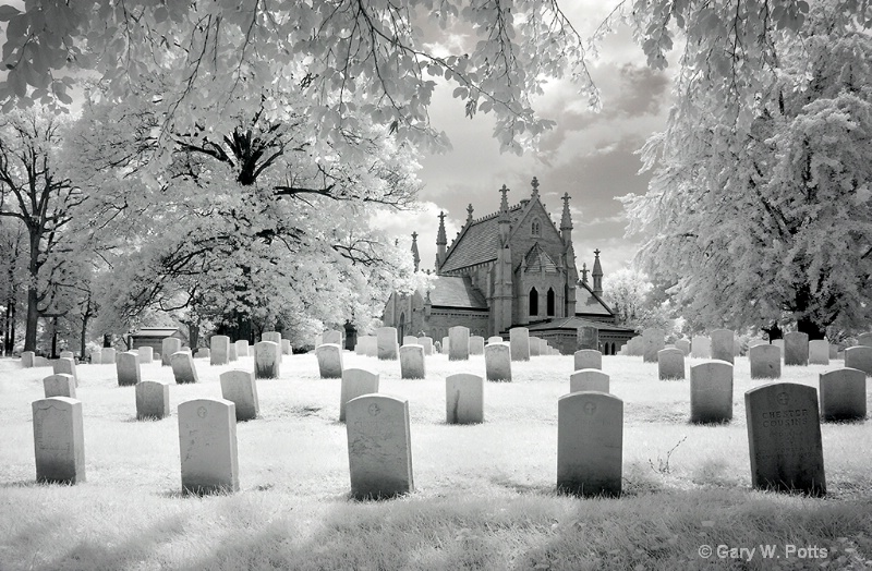 Fallen Dreams--Crown Hill Cemetery