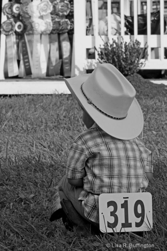 Dreaming of His Cowboy Ribbon