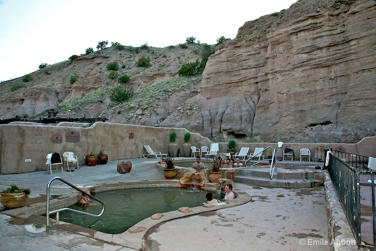 Cliff Side Pool (Iron and Arsenic)
