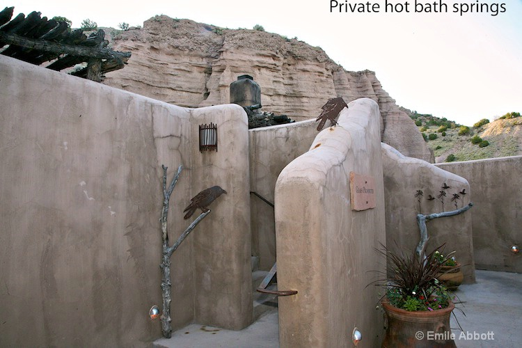 Private Hot springs