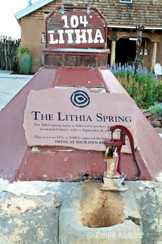 Lithia Spring