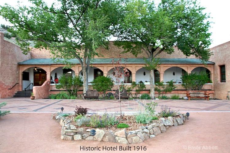 Historic Hotel 1916