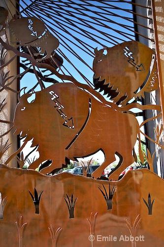 Buffalo Art work