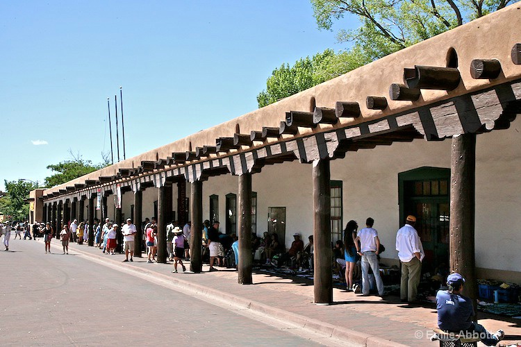 Palace of the Governors Native American Vendors