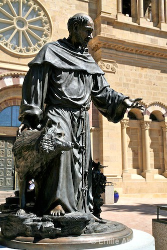 St. Frances of Assisi