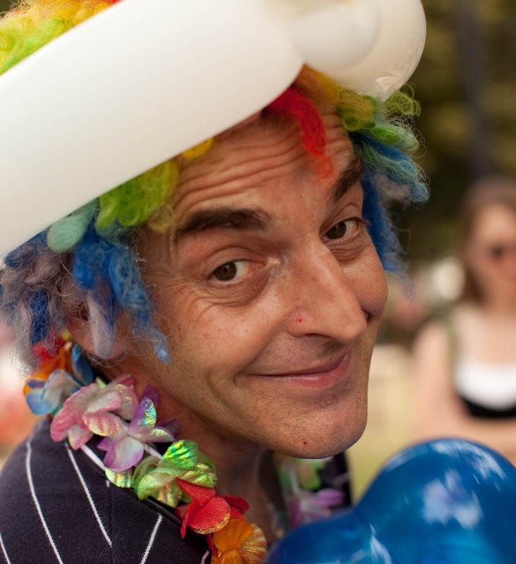Boston's Bobo the Clown