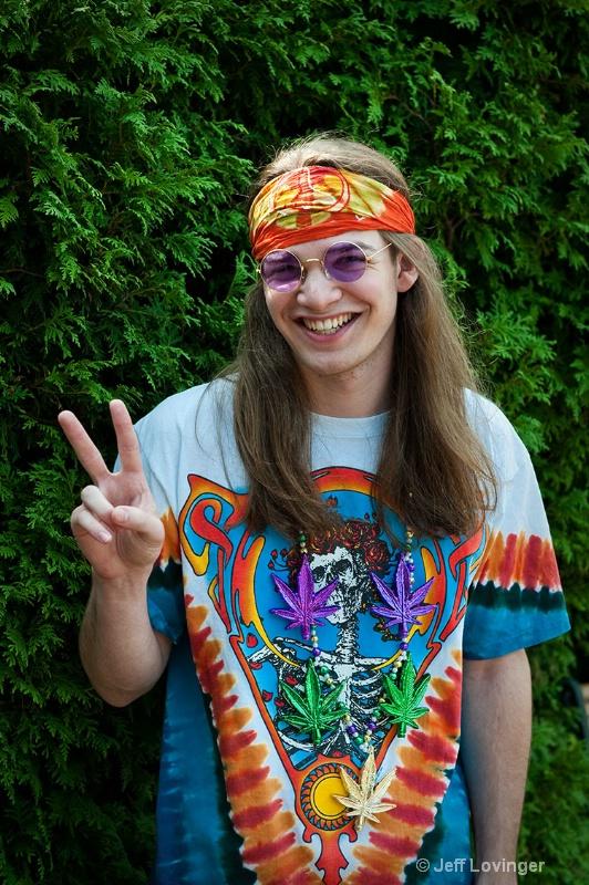 Hippie Dylan, P'town Carnival, 2009