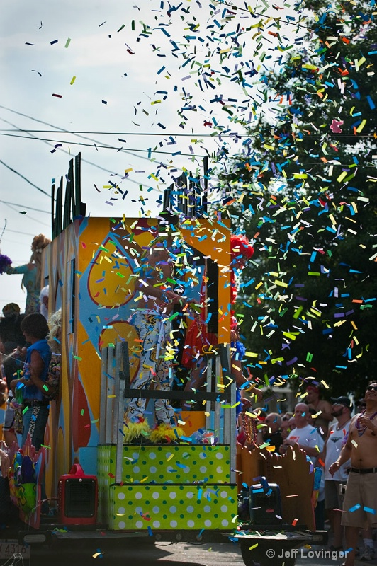 P'town Carnival, 2009