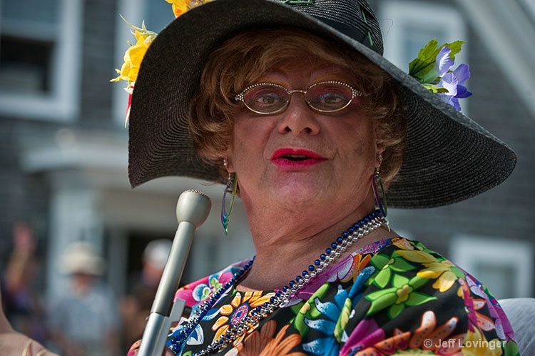 Lady Di, P'town Carnival, 2009
