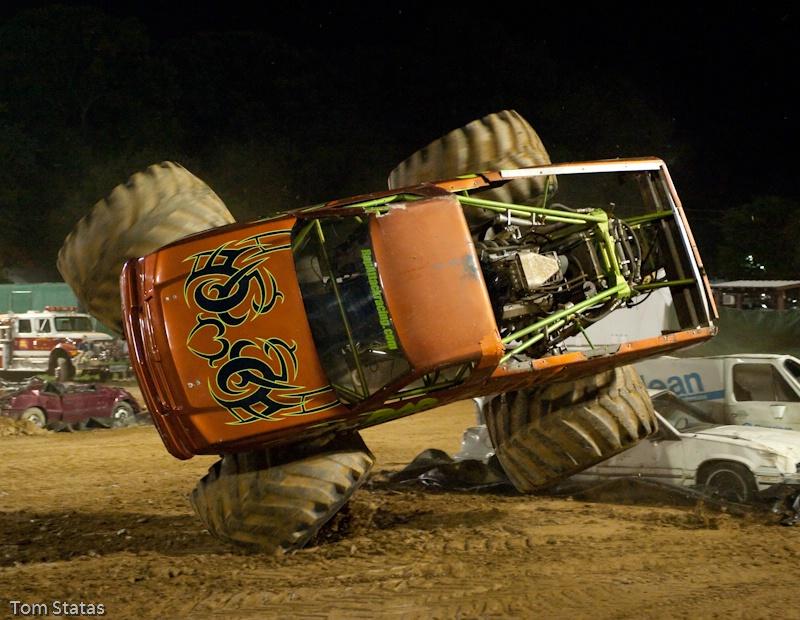 Monster Truck Fun