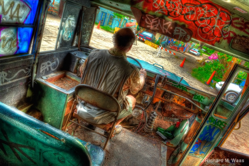 All Aboard the Magical Mystery Tour
