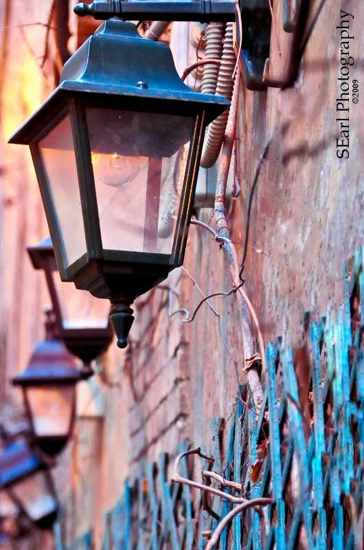 Street Lanterns of Rome
