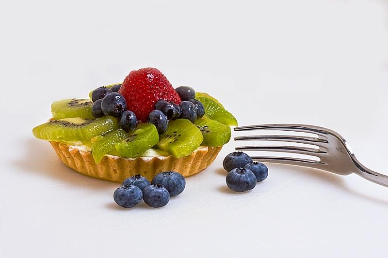 Yummy Fruit Tart