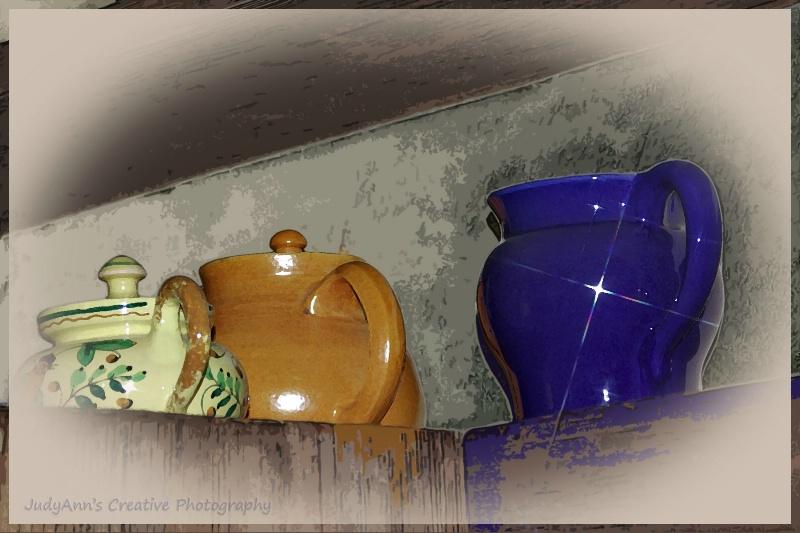 Tea Pots &  Pitchers