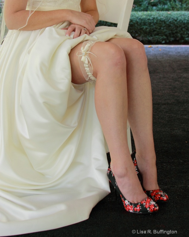 The Garter & Shoes