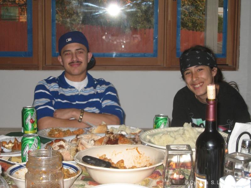 Erron and Lil Vincent, 2007