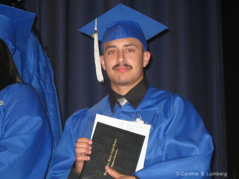 Erron's Graduation