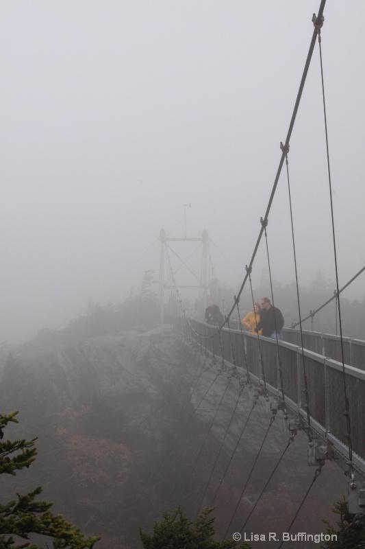 Mile High Swinging Bridge
