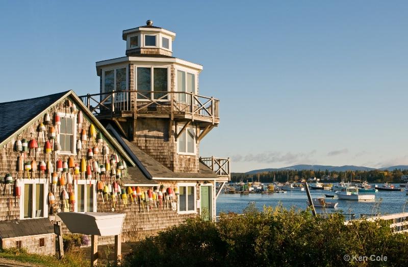 Fishing pier & harbor