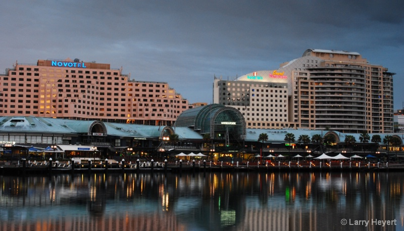Sydney- September 2009
