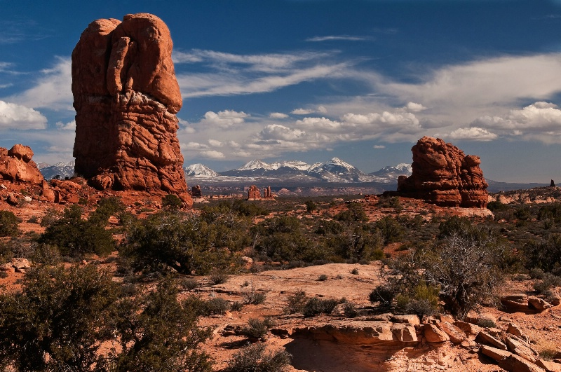 Arches NP, UT
