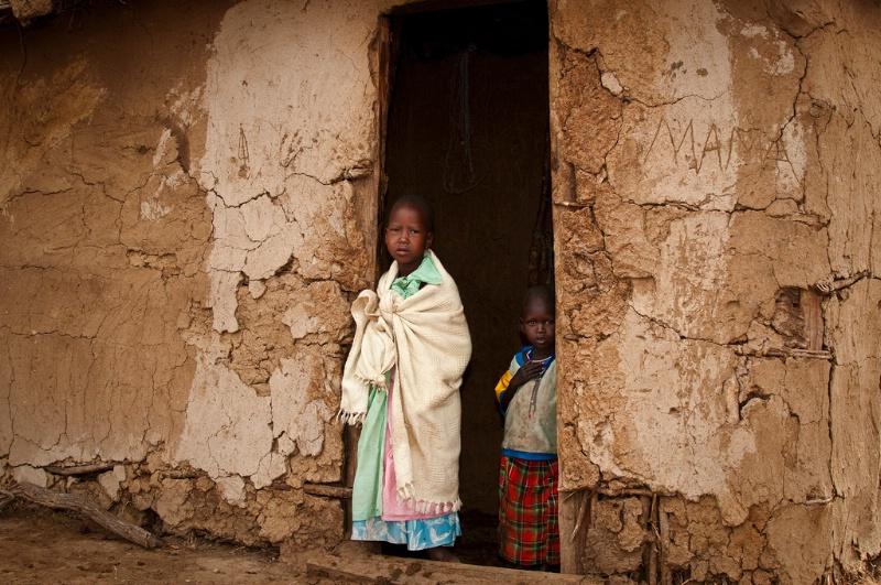 Children of the Masaii #2