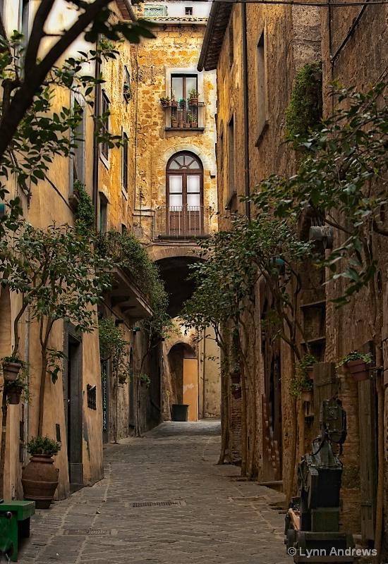 Italian Back Street