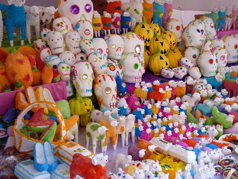 Day of the Dead Candies