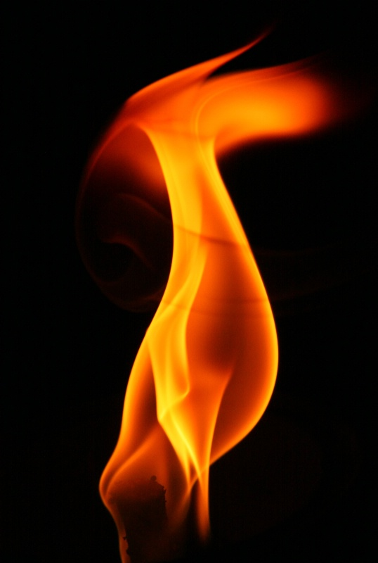 The grace of fire