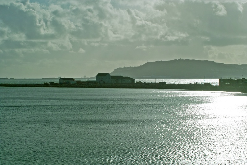 Portland from the Nothe