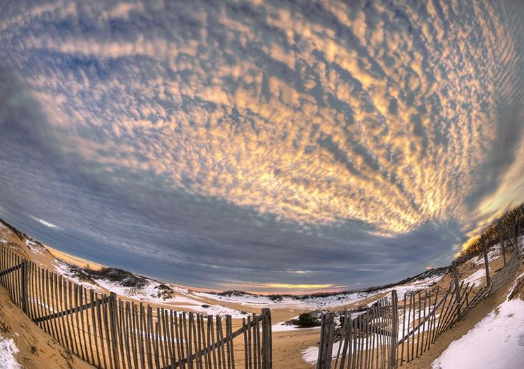 Fish Eye Dunes